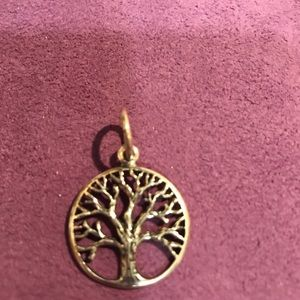 Grace &Heart Tree of Life Pendant Sterling Silver